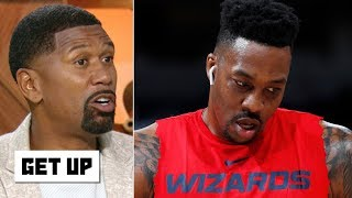 Dwight Howard doesn't fit with the Lakers – Jalen Rose | Get Up