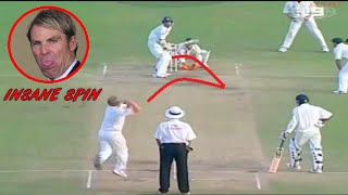 Top 10 Insane Spin Balls in Cricket History ►MUST WATCH◄ - YouTube