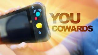 Nintendo Make This Switch