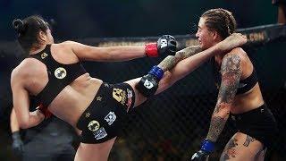 MMA   Combate Estrellas Monterrey   Melissa Martínez vs. Ivanna Martinenghi
