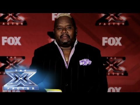 Yes, I Made It! Stacey Merino - THE X FACTOR USA 2013 - Smashpipe Entertainment
