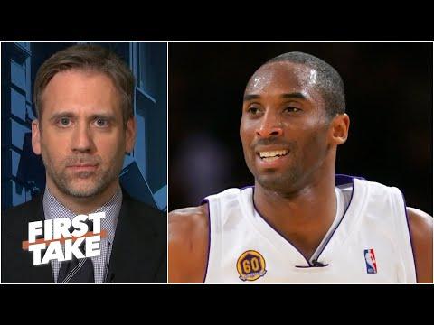 Max Kellerman remembers Kobe Bryant | First take