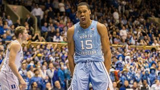 UNC Men's Basketball: Carolina Knocks Off #1 Duke in Cameron, 88-72