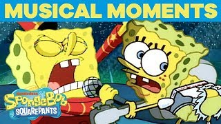 SpongeBob's Best 6 Songs 🎼 'Ripped Pants', 'Sweet Victory', 'The F.U.N. Song'...   #TuesdayTunes