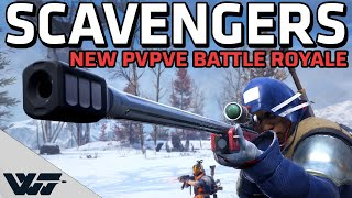 SCAVENGERS - A NEW BATTLE ROYALE