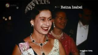 Isabel II, ¿una reina come niños?