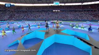 2015 UEFA Champions League Final Opening Ceremony, Olympiastadion, Berlin