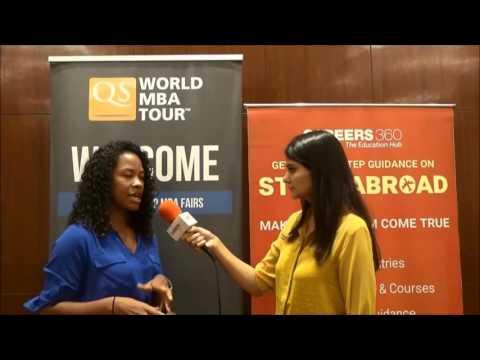 QS World MBA tour 2016-George Washington University
