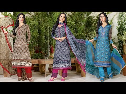 Pakistani Dresses Designs: Latest Styles Designer Party Wear Straight
