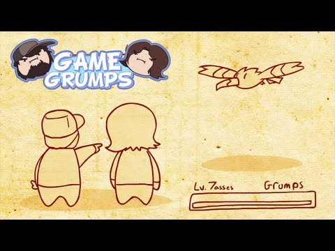 Repeat youtube video Game Grumps Animated - I Want Wingull! - by Egoraptor