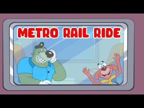 Rat-A-Tat  'Doggie Bandmaster & Three Mice Color Party Cartoons'  Chotoonz Kids Funny Cartoon Videos