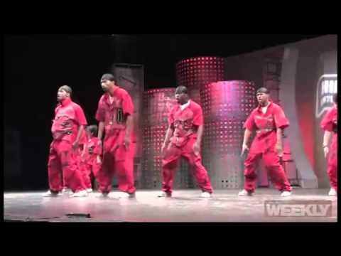 Baixar coreografia HIP HOP Gospel