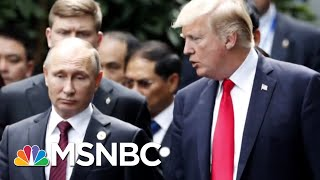 Former Defense Secretary Expresses Concerns For Vladimir Putin Meeting | Morning Joe | MSNBC