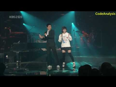 Goo Hye Sun ft Seung Ri - Rain In A Sleepless Night