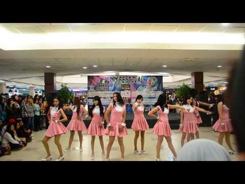 USE(R) Team A! Cover Dance SNSD - Mr.Mr