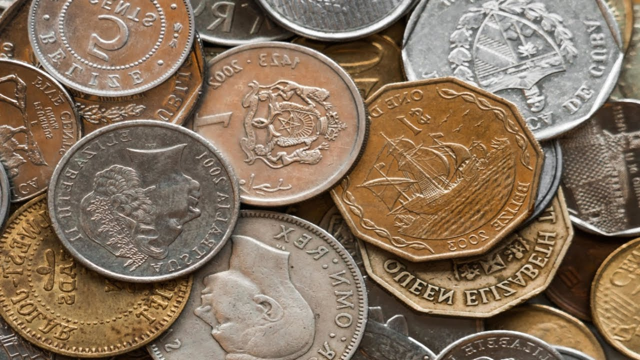 are there any valuable foreign coins