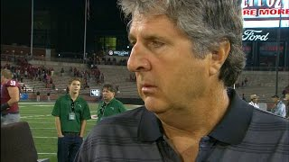 Mike Leach: UO Postgame