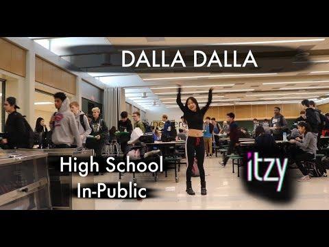 [High School Kpop In-Public] ITZY (있지) - DALLA DALLA (달라달라) Dance Cover [ITZY DANCE COVER CONTEST]