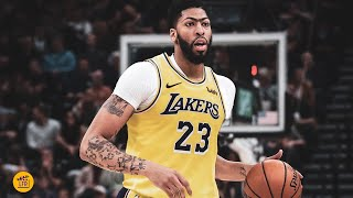 The Remarkable Guard Skills of Anthony Davis