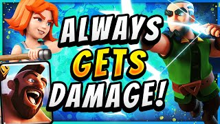 You NEED to Learn THIS DECK! Best Hog Rider Deck in Clash Royale!