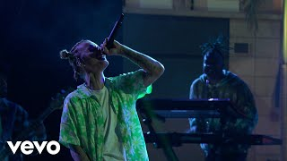 Justin Bieber - Peaches / Hold On (Live On The Voice / 2021)