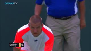 Mikhail Youzhny 1R Hot Shot