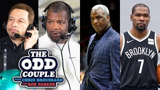 Charles Oakley - Today's NBA Players are Sensitive & Analytics Isn't Basketball