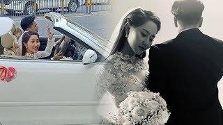 Sự thật đằng sau bức ảnh cưới gây xôn xao của nữ diễn viên Tường Vi, hóa ra chú rể là người quen