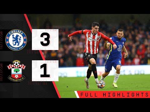 HIGHLIGHTS: Chelsea 3-1 Southampton | Premier League