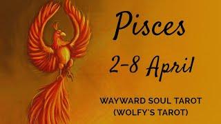 ♓ Pisces - Huge Changes!! 💖 April 2 - 8Love, Work & Money Reading