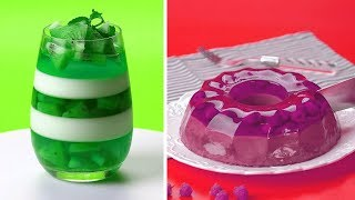 Most Delicious Jelly Dessert Decorating ideas | How To Make Fruit Jelly Recipes | Extreme Cake