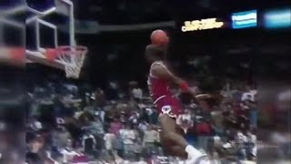 Michael Jordan Top 10 Plays of his Career