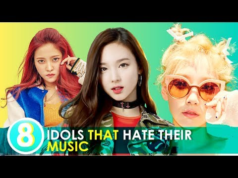 9 Kpop Idols That Hate Their Own Music | Kpop Facts | Ep 32