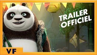 Kung fu panda 3 :  bande-annonce 2 VF