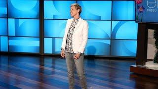 Ellen Can't Imagine Being Pregnant