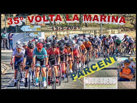 35º Volta La Marina Parcent 13-3-2021 Ciclismo 4K