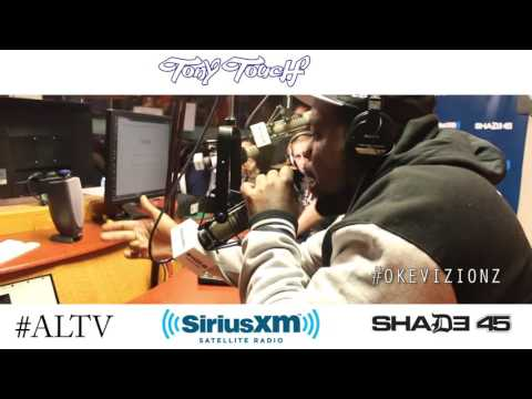 "Crooked I Freestyle On DJ Tony Touch's ""Toca Tuesdays"""