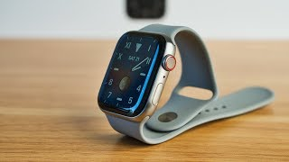 Apple Watch Series 5 Titanium Unboxing & First Impressions!