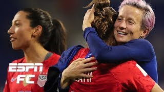 How the USWNT overcame Megan Rapinoe's absence to reach the final again | Women's World Cup