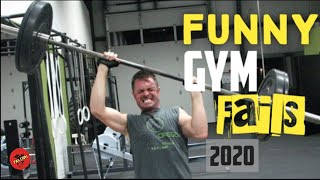 Funny Gym Fails Compilation - New Stupid Workout Fails 2020
