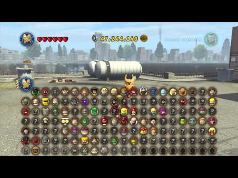 Lego Marvel Superheroes Iron Fist Lego Marvel Iron Fist Lego