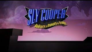 Sly cooper: voleurs à travers le temps :  bande-annonce
