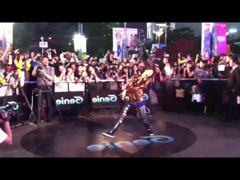 120602 EXO-K Genie AR Show - KAI My Lady