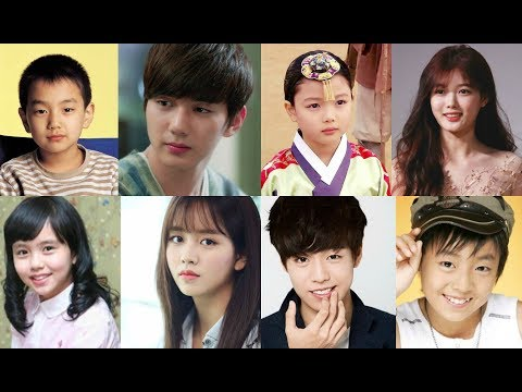 9 Korean Child Star THEN and  NOW