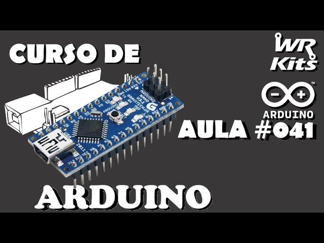 HARDWARE DO ARDUINO NANO | Curso de Arduino #041