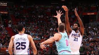 Philadelphia Sixers vs Miami Heat - Full Game Highlights   December 28, 2019   NBA 2019-20