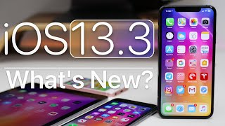 iOS 13.3 is Out! - What's New?