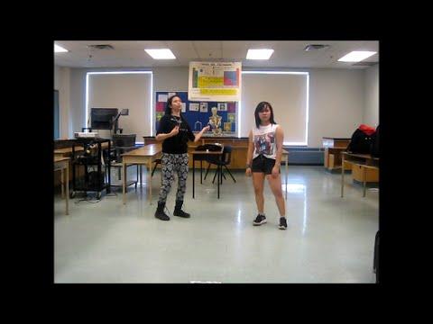 Random Kpop Dance Challenge!!