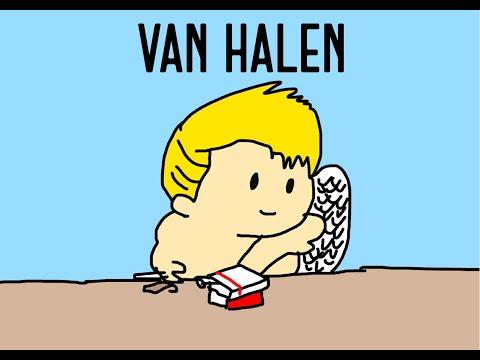 音速ラインのSOCIAL DISTORTION「VAN HALEN」