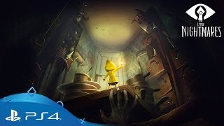 Little Nightmares | Launch Trailer | PS4